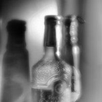 Бутылки, монокль :: Владимир Печенкин