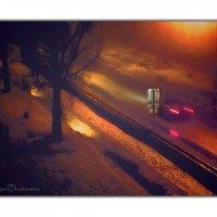 Дождь в январе :: Григорий Кучушев