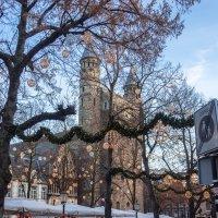 Рождество в Маастрихте, Голландия :: Witalij Loewin