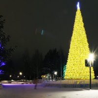 новогодняя елка :: Александр Кулагин