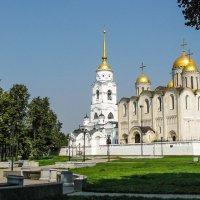 Успенский собор во Владимире. :: Владимир Безбородов