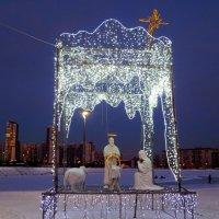 С Рождеством!!!! :: Валентина Жукова