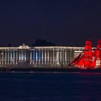 Алые паруса. :: Роман Полианчик