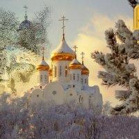 РОЖДЕСТВО :: Анатолий Восточный
