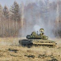 выстрел из танка :: Алексей Суворов