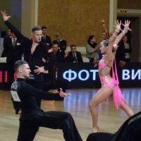 Аристократизм бальных танцев... :: Алекс Аро Аро