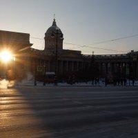 Зимнее солнце... :: tipchik