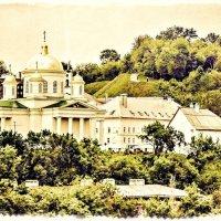 Благовещенский монастырь... :: Андрей Головкин