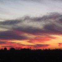 удивительные закаты :: tgtyjdrf