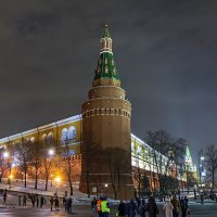 У Кремля :: Александр