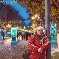 Мой город. :: Андрей Козлов