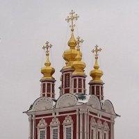 Церковь Спаса Преображения (надвратная) Москва :: Вера (makivera)
