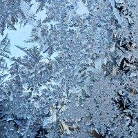 Рисунки мороза :: Татьяна