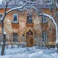 a cold winter day :: Dmitry Ozersky