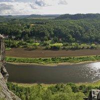 Долина реки Эльбы :: Olga F