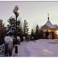 Рождественское утро :: Василий Хорошев