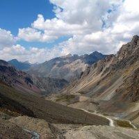 Тянь-Шань, перевал Барскаун :: GalLinna Ерошенко