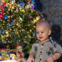 Мой 1 Новый Год!!! :: Евгений Лавров