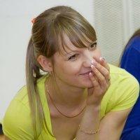 Незнакомка :: Дмитрий Сиялов