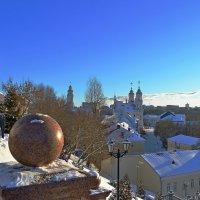 Рождественский город(2) :: Vladimir Semenchukov