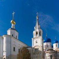 Монастырь. :: Игорь