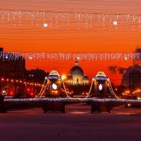 Новогодний Петербург :: Лана Григорьева