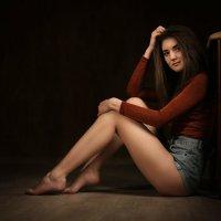 Ночной портрет :: Алекс Римский