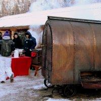 Рождество в Подворье :: Ирина Фирсова