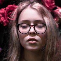Сон в цветах :: Валерия Потапенкова
