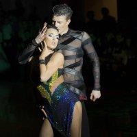 ballroom dancing :: Даниил Изюров