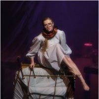 Актриса Наталья Виноградова :: Александр Максимов