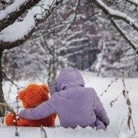 Не бойся, я с тобой... :: Вера Сафонова