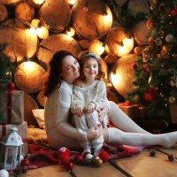 В Рождественскую ночь :: Светлана Миронова
