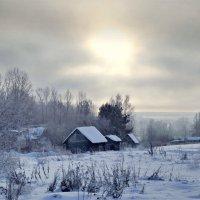 Зимнее солнце :: Валерий Талашов