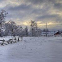 Зимний пейзаж :: Константин