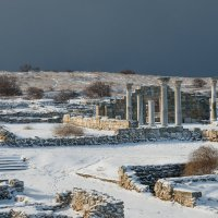 Под снегом... :: Nyusha
