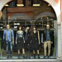 Модные  люди :: Николай Танаев