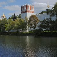 новодевичий монастырь :: andrew585 585