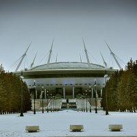 """стадион """"Зенит арена"""" :: Наталия П"""
