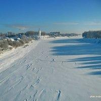 Полоцк зимой! :: Андрей Буховецкий