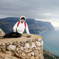 Прогулка по горе Спилия. Балаклава. :: Анна Выскуб