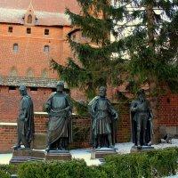 замок тевтонского ордена Мальборг :: Ольга