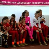Спортсменки :: Владимир Болдырев
