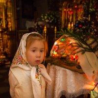 """В раздумьях о Рождестве Христа: """"Почему в сене родился Он?"""" :: Мария Корнилова"""