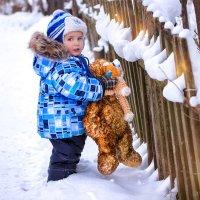 Зимняя прогулка :: Наталья Мячикова