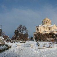 Зимний Херсонес :: Nyusha