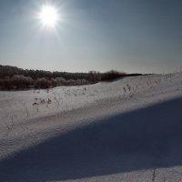 И кажется зима иной Вселенной... :: Лесо-Вед (Баранов)