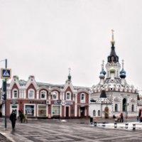 """Церковь иконы Божьей Матери """"Утоли моя печали"""" :: Андрей Селиванов"""