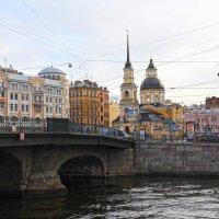 Санкт-Петербург Набережная Фонтанки :: Вячеслав