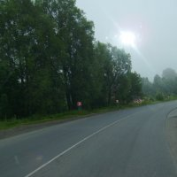 Эх , дороги ........ :: Андрей  Васильевич Коляскин